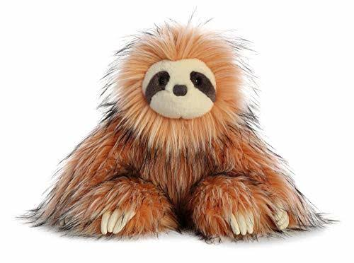 Aurora World Skyler Sloth Plush 15""