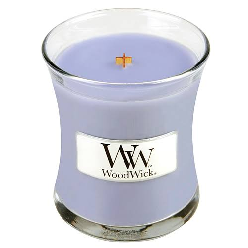 Woodwick Mini Hourglass Candle - Lavender Spa