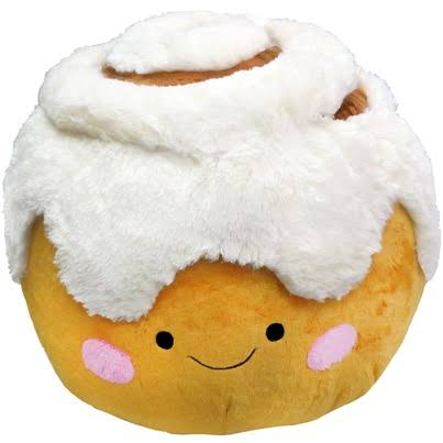 Squishable Cinnamon Bun 15""