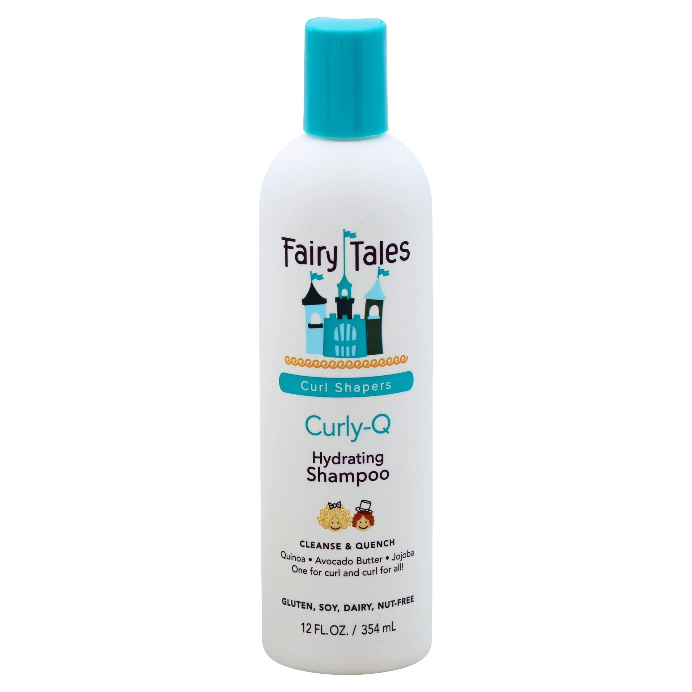 Fairy Tales Curly Q Hydrating Shampoo - 12oz
