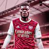 Arsenal chính thức chiêu mộ tiền vệ Thomas Partey