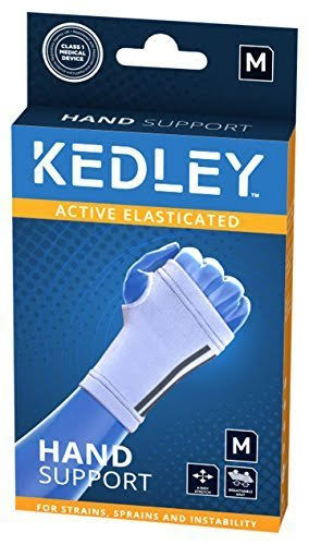 Kedley Hand and Wrist Support, 16 cm to 19 cm, Medium