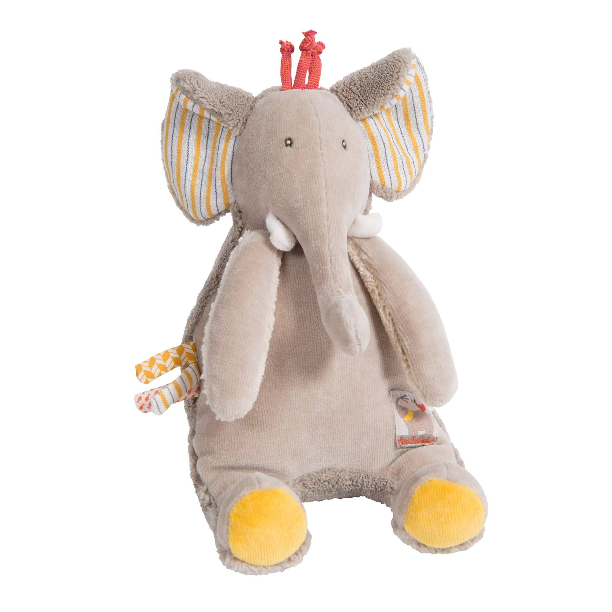Moulin Roty Elephant Musical Toy