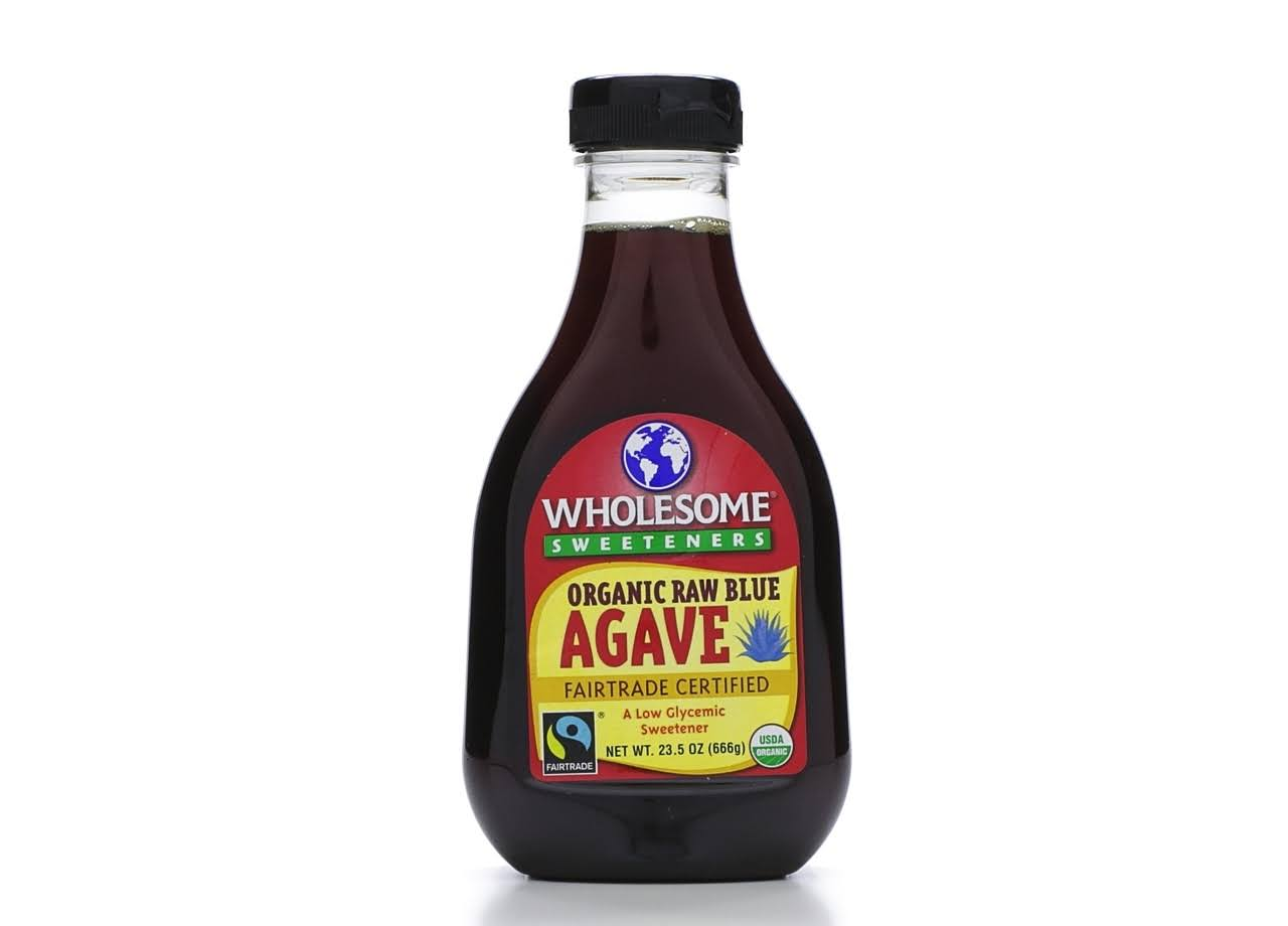 Wholesome Sweetners Organic Raw Blue Agave - 23.5oz