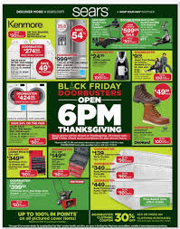 Kohls Christmas Trees Black Friday by Sears Black Friday 2017 Ads Deals And Sales