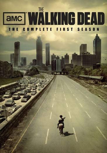 The Walking Dead: Season 1 DVD