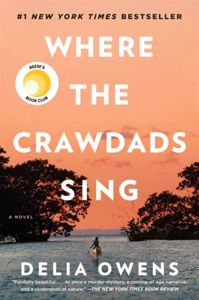 Where the Crawdads Sing: Delia Owens - Book