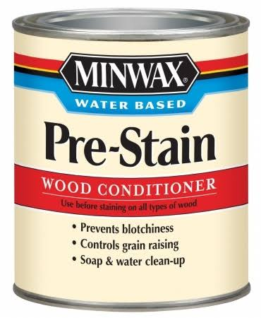 Minwax Water-Based Pre-Stain Wood Conditioner - 1qt