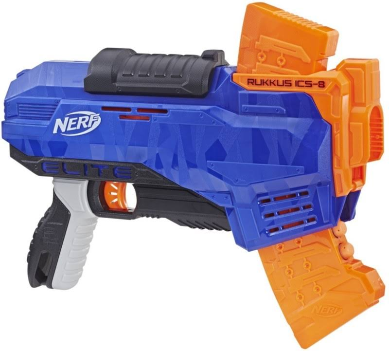 Nerf N-Strike Elite - Rukkus ICS-8