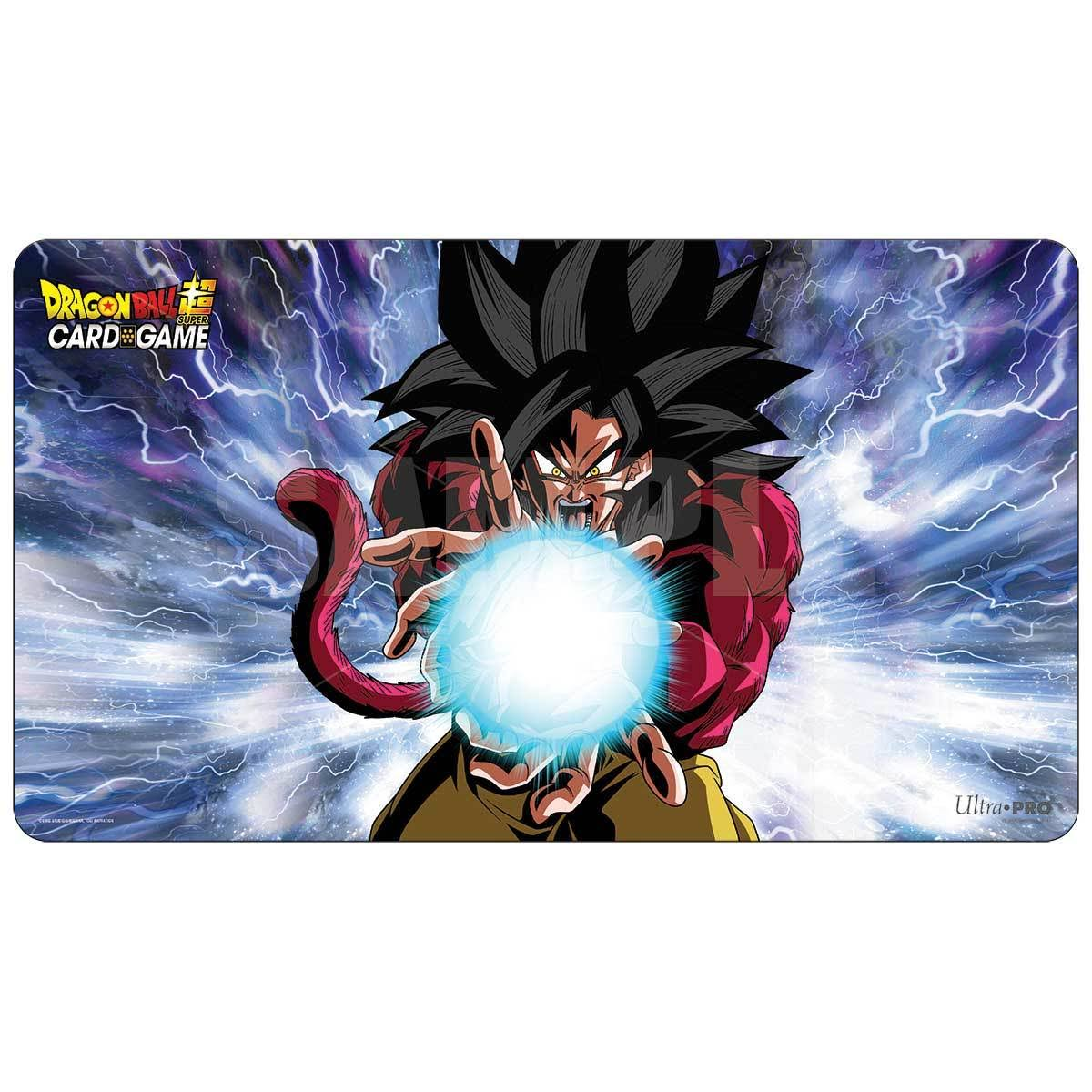 Ultra Pro Dragon Ball Super Saiyan 4 Goku Playmat with Tube