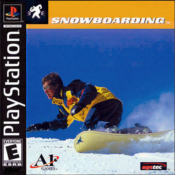 Snowboarding [PS1]