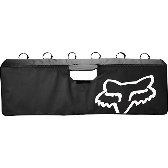 Fox Racing Protective Tailgate Cover - Black, Large