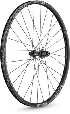 "DT Swiss E 1900 Spline Rear Wheel - 29"", 12 x 148mm, Center-Lock, Microspline, Black"