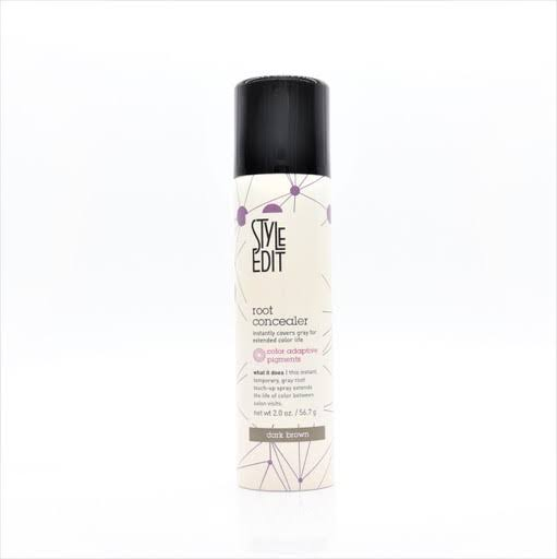 Style Edit Root Concealer - Dark Brown, 2oz