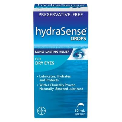 Hydra Sense Eye Drops - 10ml