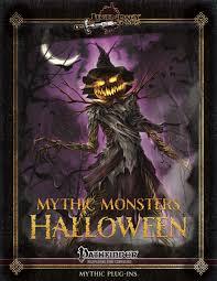 Childrens Halloween Books Pdf by Paizo Com Mythic Monsters 42 Halloween Pfrpg Pdf