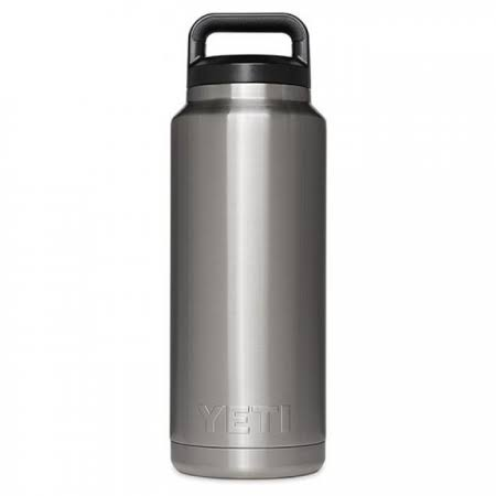 Yeti Rambler Stainless Bottle with Lid - 36 oz