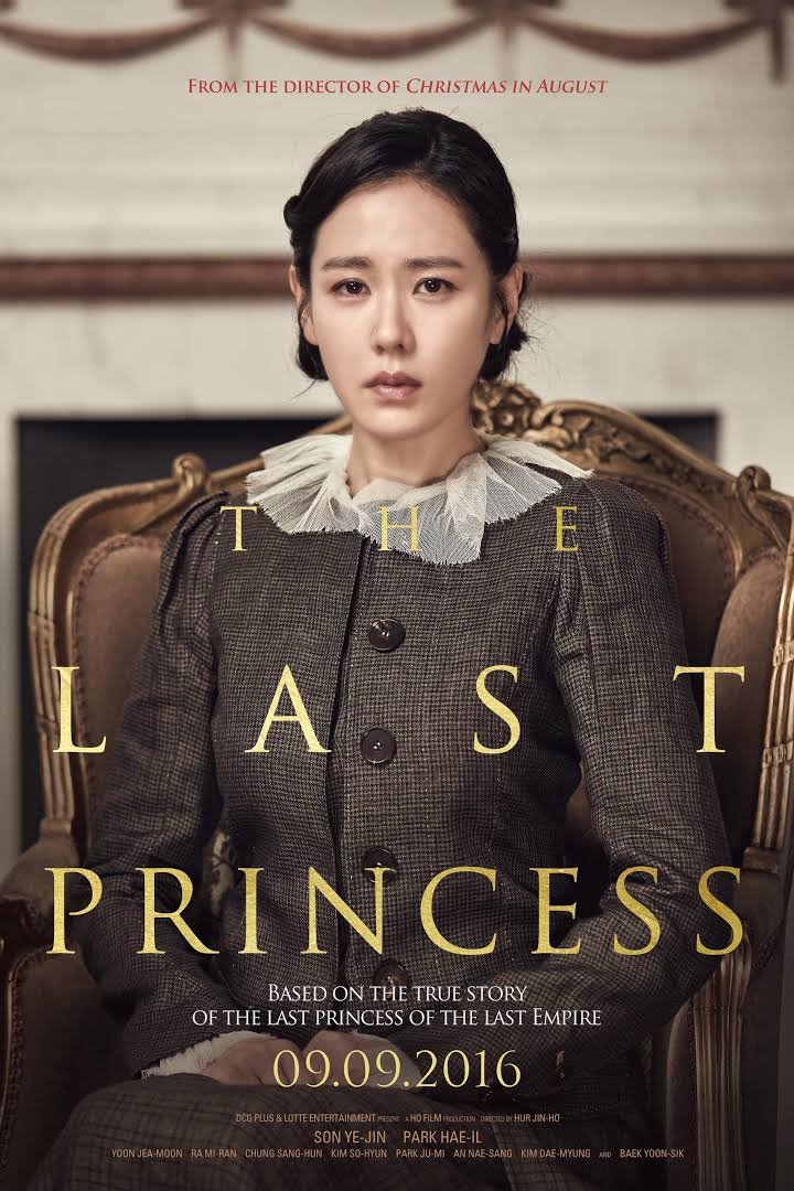 The Last Princess-Princess Deokhye