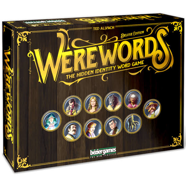 Werewords Deluxe Edition Word Game