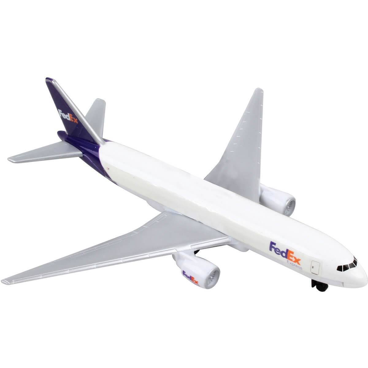 Daron FedEx Single Plane