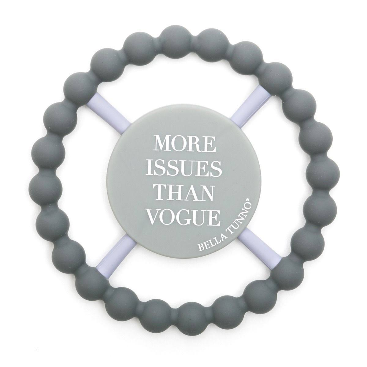 Bella Tunno Teether Vogue Issues