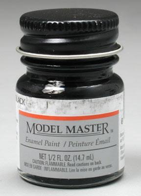 Model Master Classic Black 1/2 oz