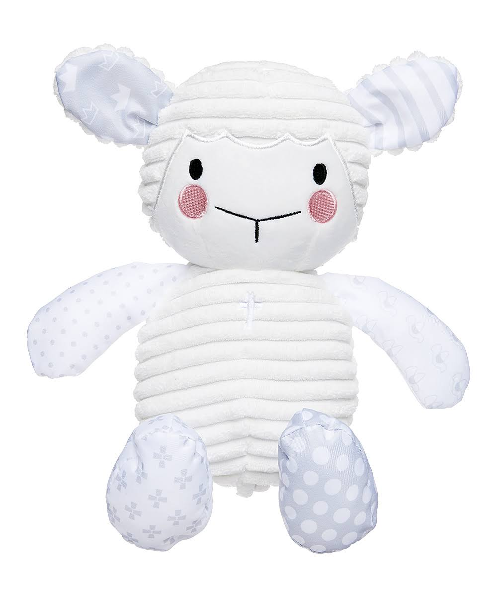 Wee Believers Baptismal Lamb - Personalizable