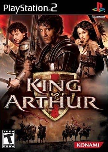 King Arthur [PS2]