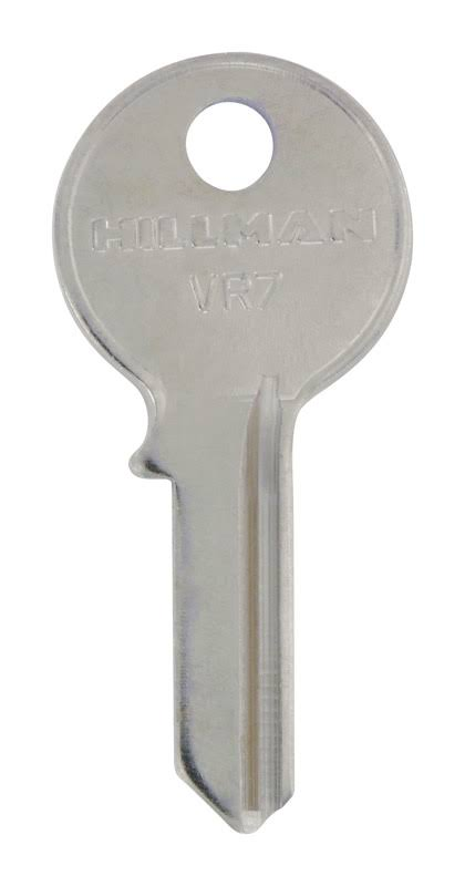 The Hillman Group 441460 Padlock Key Blank - Brass