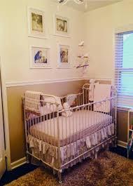 Bratt Decor Crib Skirt by Real Bratt Nurseries