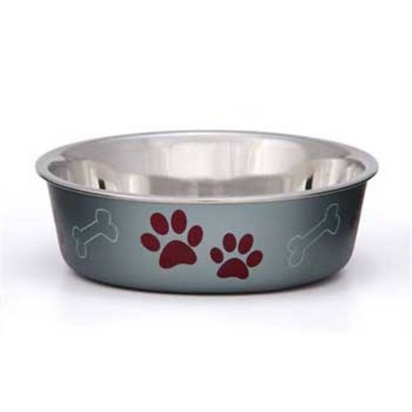 Loving Pets Bella Bowl - Blueberry, Small
