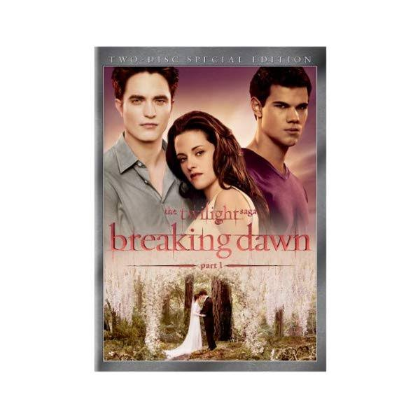 The Twilight Saga: Breaking Dawn Part 1 DVD