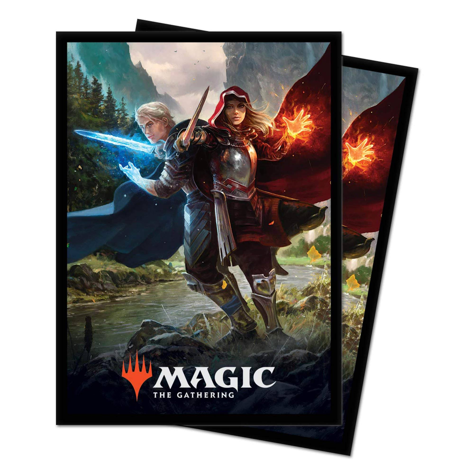 Ultra Pro Magic The Gathering Throne of Eldraine Royal Scions Deck Protectors (100 Sleeves)