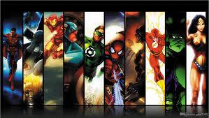Superhero Bedroom Decor Nz by 2017 24x42inch Comics Marvel Avengers Superhero Poster Hd Home