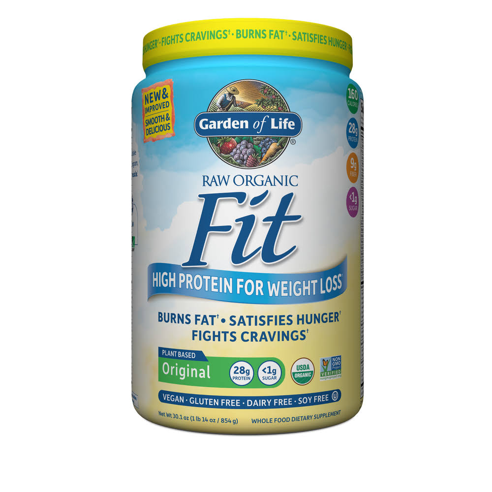 Garden of Life Raw Organic Fit Dietary SUpplement - 30.1oz