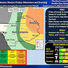 Severe Weather Risk Threatens Area