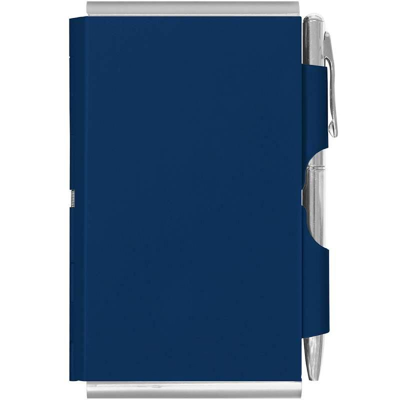Wellspring Blue - Flip Note with Sticky Notes