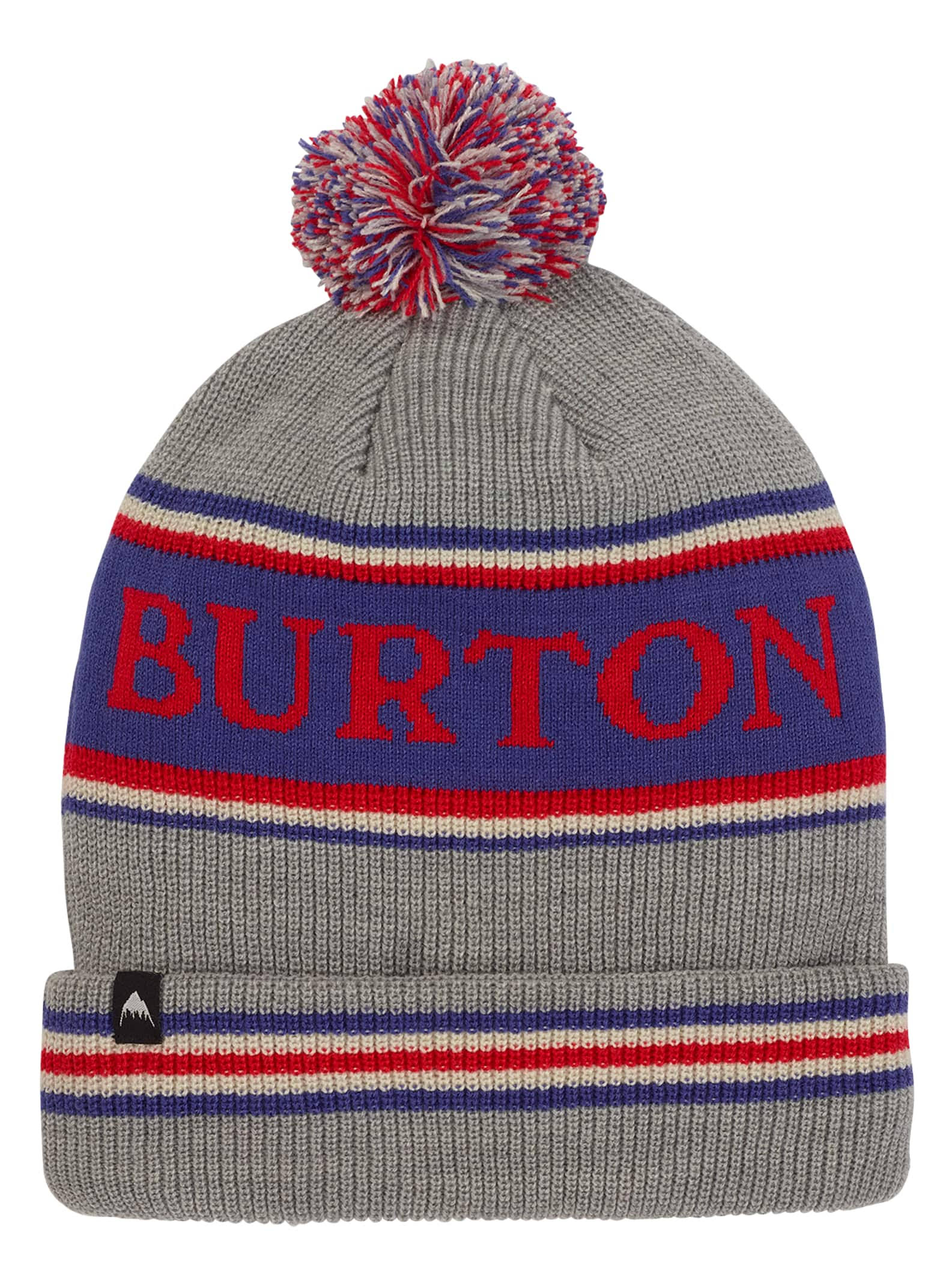 Burton Trope Beanie - Grey Heather