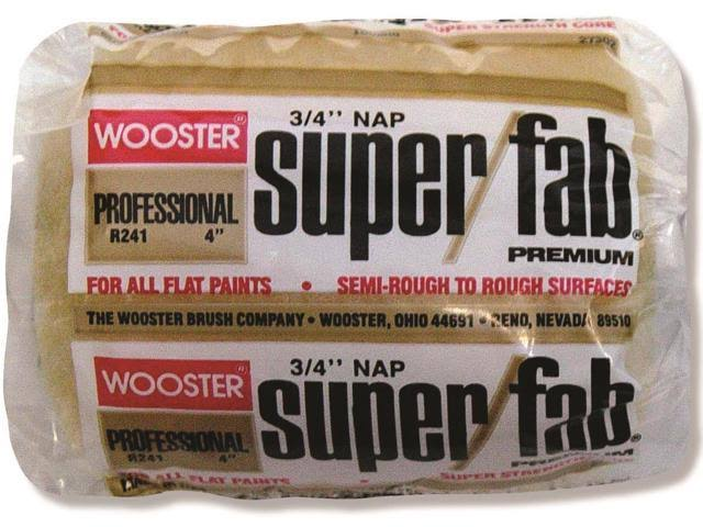 Wooster Brush Super Fab Roller Cover