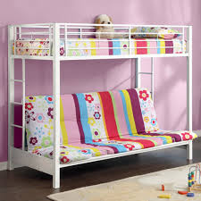 bunk bed with futon design u2014 mygreenatl bunk beds
