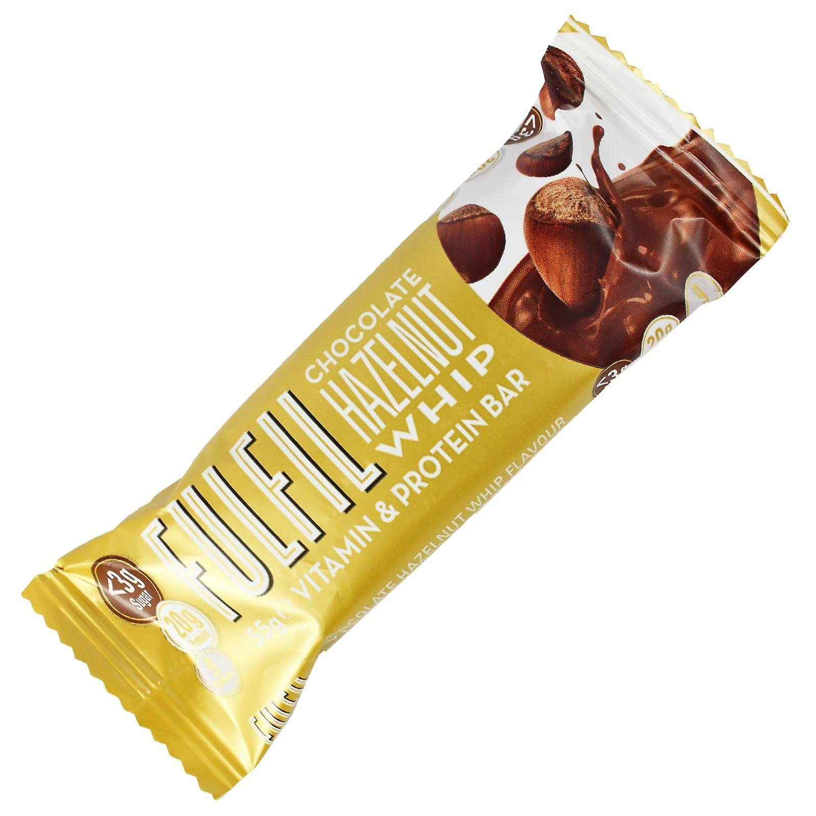 Fulfil Chocolate Hazelnut Whip Vitamin & Protein Bar - 55g