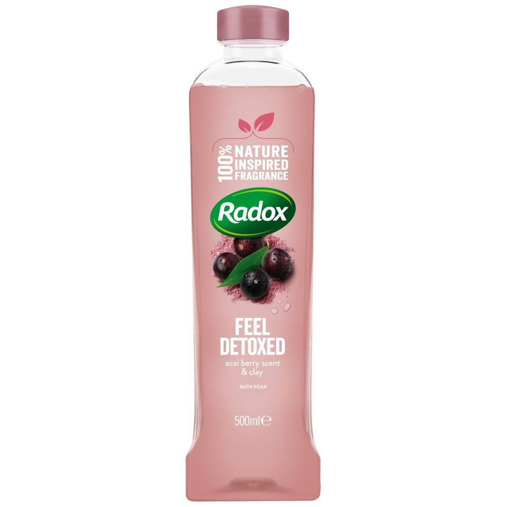 Radox Detox Bath Soak - 500ml