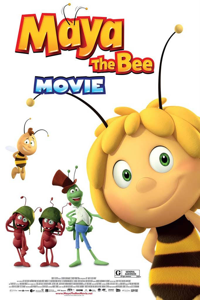 Maya the Bee Movie-Maya the Bee Movie