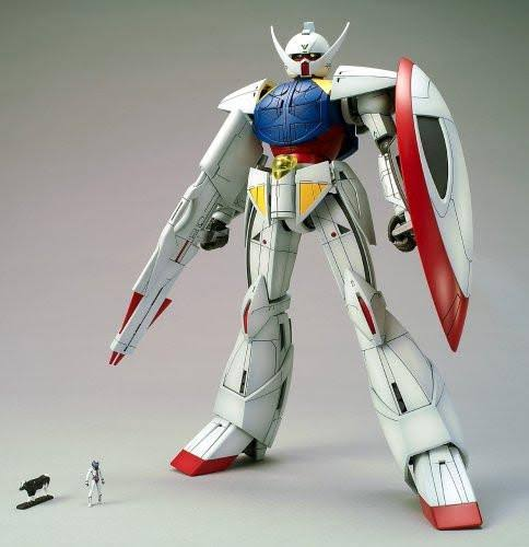 Bandai 1/100 Scale mg Turn A Gundam