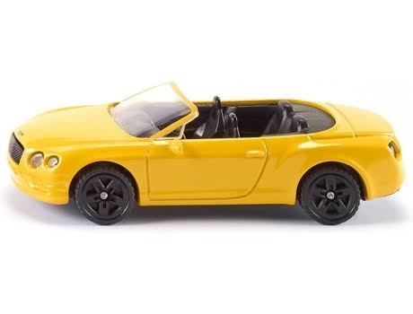 Siku 1507 - Bentley Continental GT V8 Convertible Diecast Model