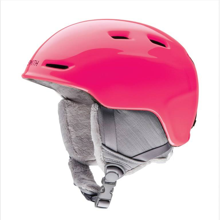 Helmet Smith Zoom Junior Pink