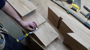 timber framing scarf joint youtube