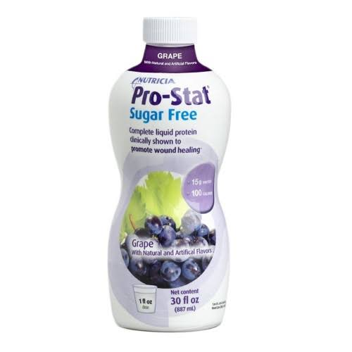 Pro-Stat Sugar Free, Grape, 30 fl oz