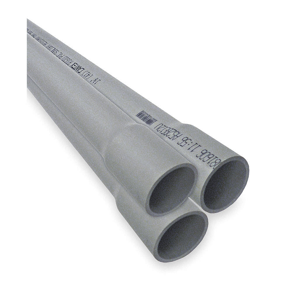 Cantex 1/2 in. x 10 ft. Sch. 40 PVC Conduit