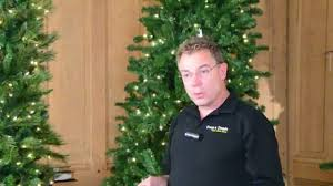 Puleo Christmas Tree Instructions by The Easiest Christmas Tree You Will Ever Assemble Youtube